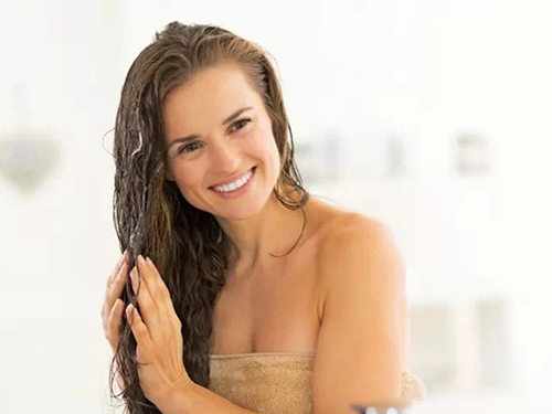 Dưỡng ẩm cho tóc với bơ hạt mỡ