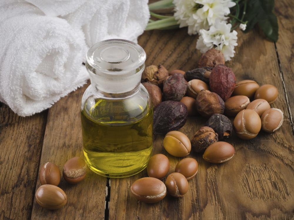 Argan oil, dầu argan