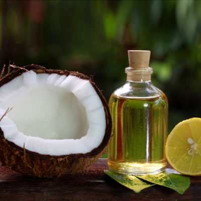 dầu dừa vàng nguyên chất