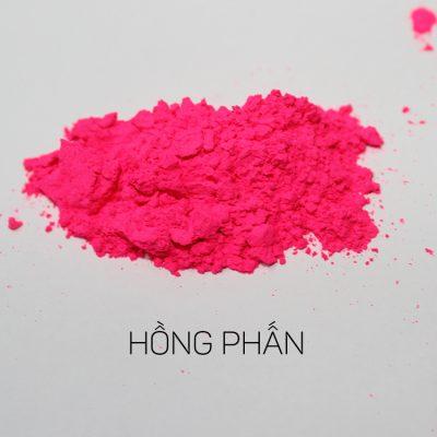 màu khoáng làm son, hồng phấn