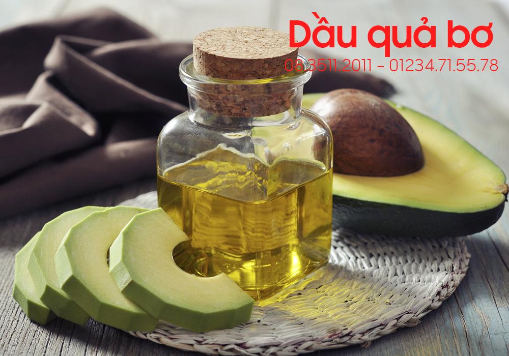 Dầu quả bơ nguyên chất và công dụng trong massage