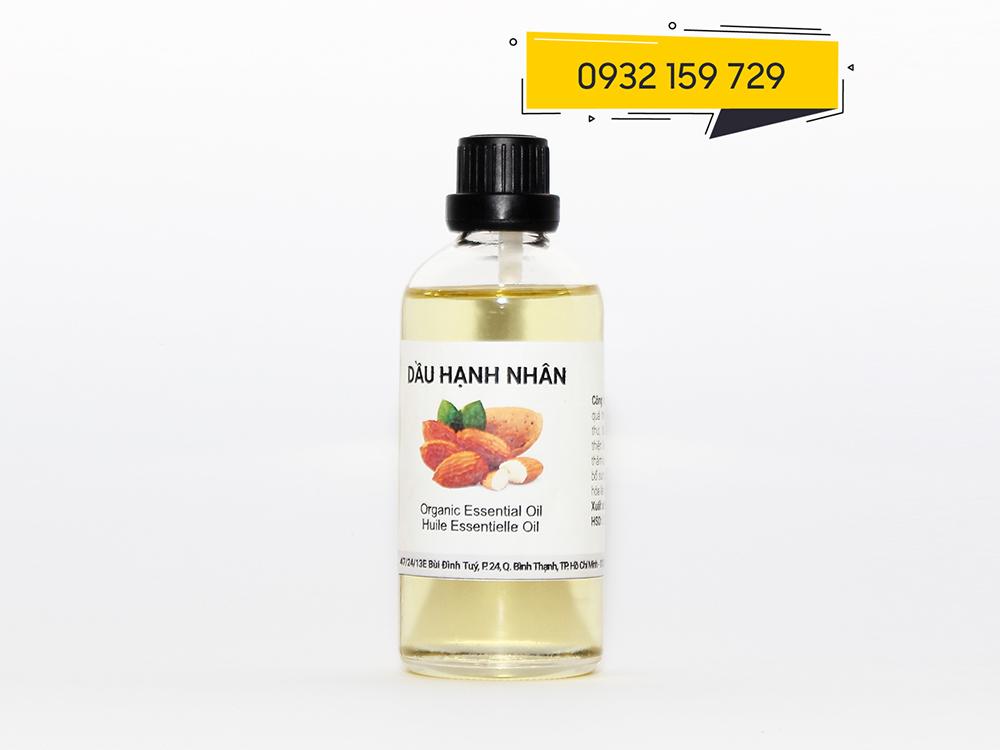 Dầu hạnh nhân (Almond oil)