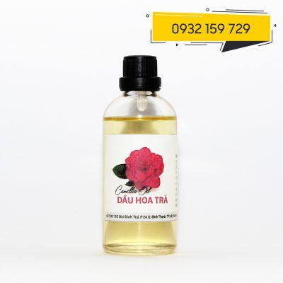 Dầu hoa trà (Camellia oil)