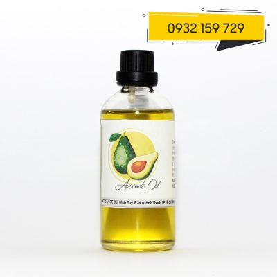 Dầu quả bơ (Avocado oil)