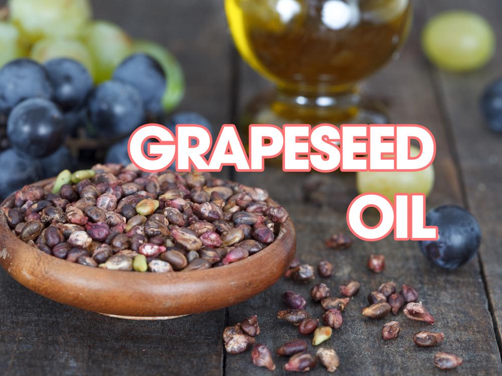 Dầu hạt nho (grapeseed oil)